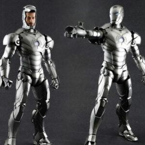 Traje de Iron Man Mark 2
