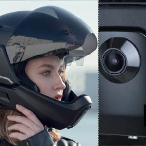 Casco Inteligente Con Head Up Display