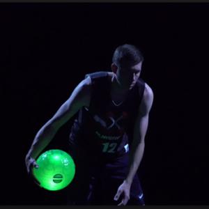 Nightball: Para Jugar Baloncesto de Noche