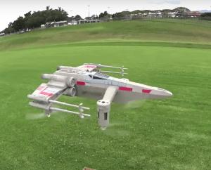 Quitar término: Propel Star Wars Quadcopter: X Wing Collectors Edition Box Propel Star Wars Quadcopter: X Wing Collectors Edition Box