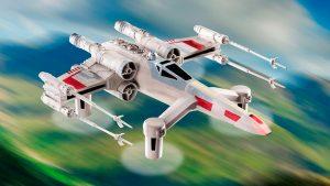 Star Wars T-65 X-Wing Starfighter Battle Quadcopter