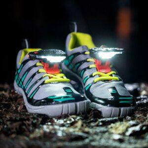 Zapatos para correr con luces led