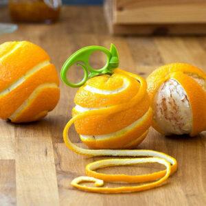 Cortador de citricos y frutas para decoracion