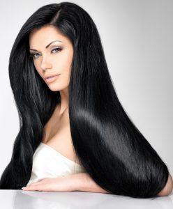 extensiones de cabello virgen natural brasileño