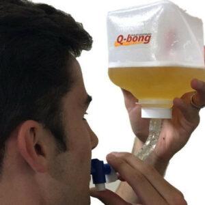 Beer Bong Explosivo Presurizado