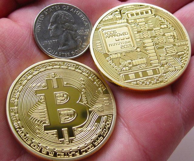 comprar criptomonedas bitcoins chapeadas en oro