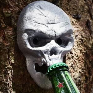 Cráneo Destapador de Botellas