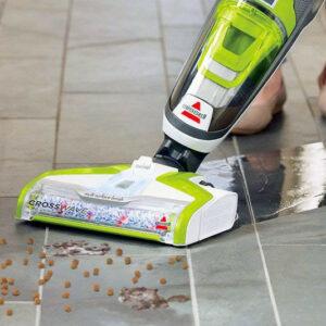 Limpiador de alfombras y pisos CrossWave
