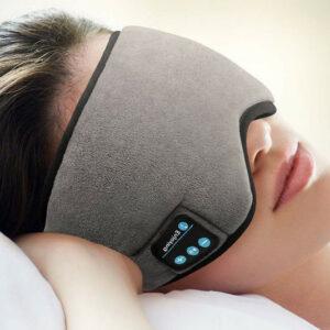 Auriculares Bluetooth con Mascara para dormir