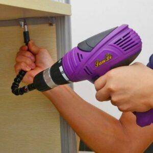 Adaptador flexible de clavos