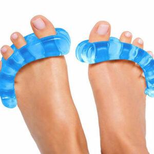 Separador de los dedos de los pies
