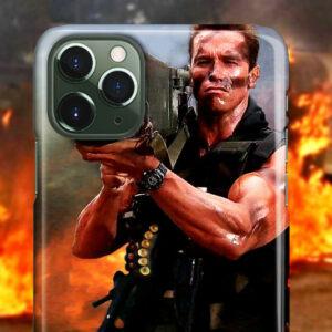 Funda de celular de Arnold schwarzenegger