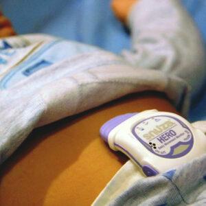 Monitor de movimiento de bebe