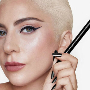 Delineador de ojos de Lady Gaga