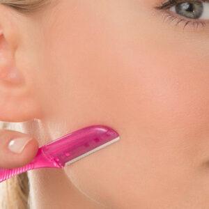 Navaja Exfoliante facial Multiuso