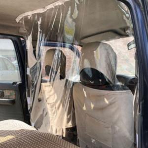 Aisladores de plástico para Taxis