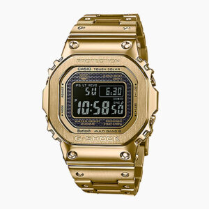 Reloj solar metálico de Casio