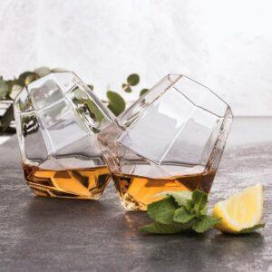 """Vaso """"Diamond"""" para Whisky"""