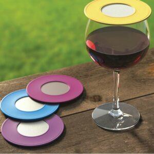 Tapas protectoras para vino
